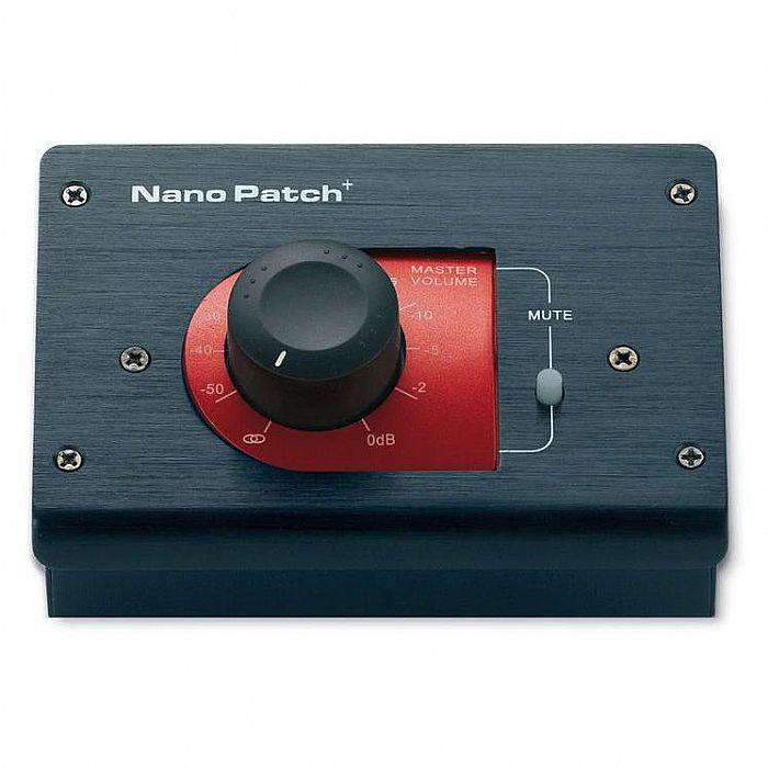 SM Pro Nano Patch + Passive Volume Controller