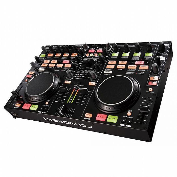 DENON - Denon MC3000 Professional MIDI USB DJ Controller