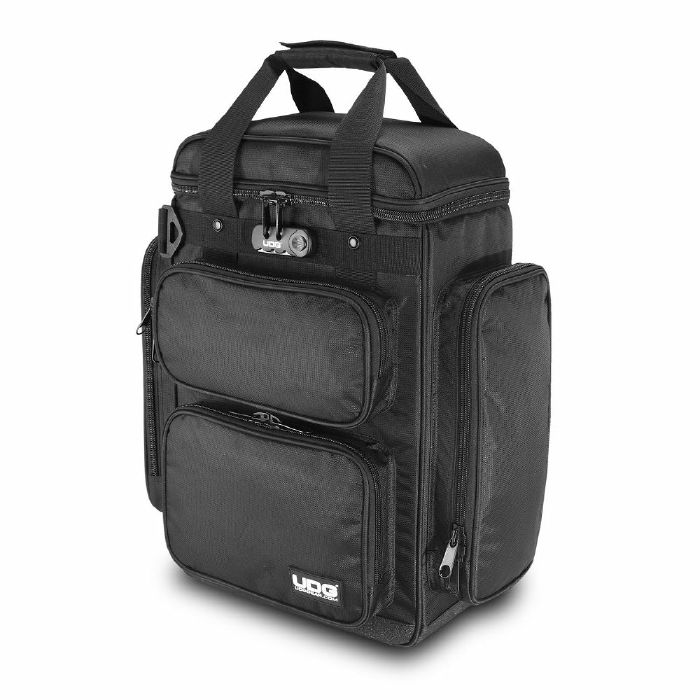 UDG - UDG Ultimate Producer Bag Large (black, orange)