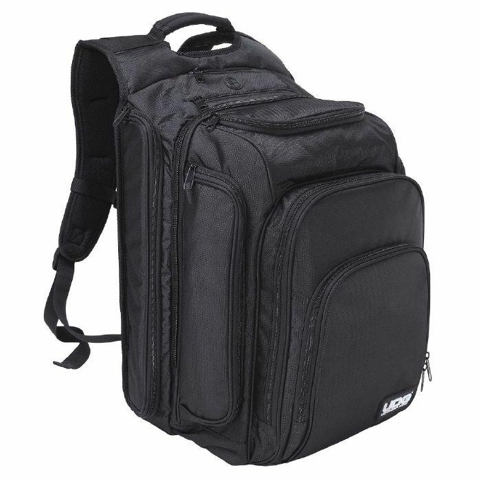 UDG - UDG Ultimate Digital DJ Backpack For Laptops Up To 15.4 Inches (black & orange)