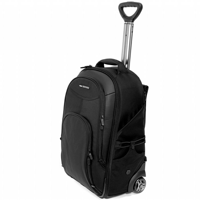UDG Creator Wheeled 21 Inch Laptop/Controller/Mixer Backpack & Trolley  (black, version 2)