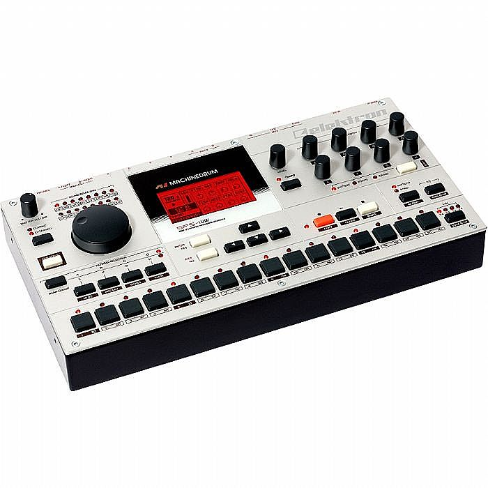 elektron elektron machinedrum sps 1uw mkii drum machine vinyl at juno records. Black Bedroom Furniture Sets. Home Design Ideas