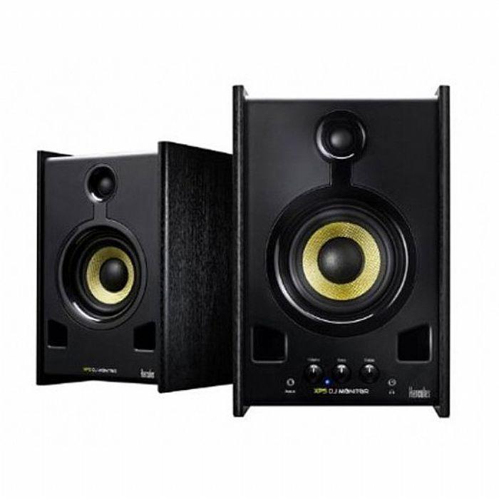 HERCULES - Hercules XPS 2.0 80 DJ Monitor Speakers (pair)