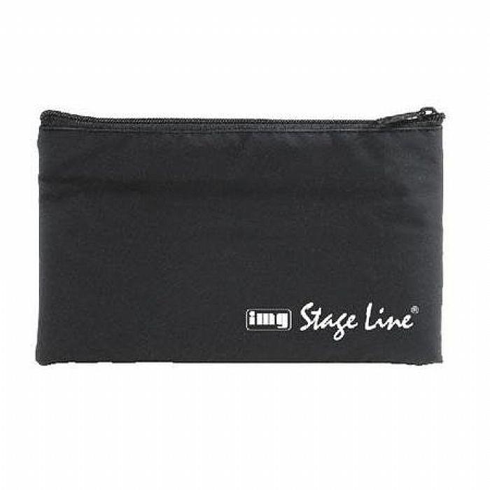 IMG STAGE LINE - IMG Stage Line MT40 Nylon Microphone Bag (black)