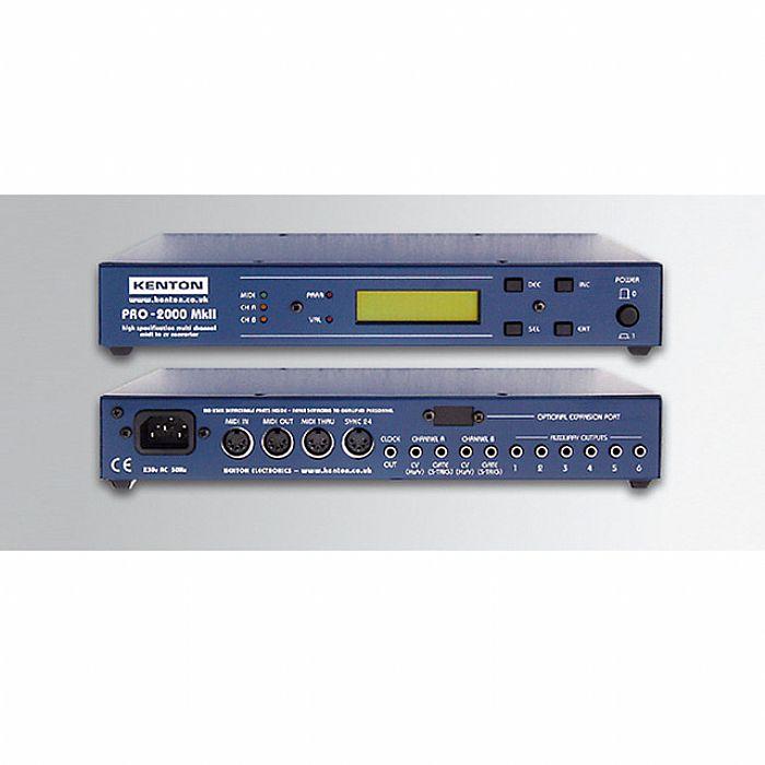 KENTON - Kenton PRO2000 MkII MIDI To CV Converter