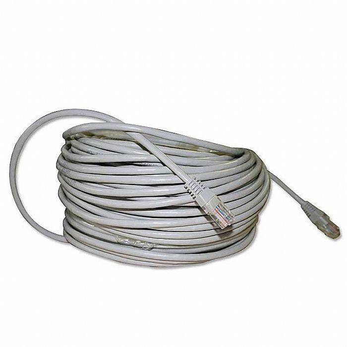 KENTON - Kenton Ready Made Cat5E Cable (grey, 30m)