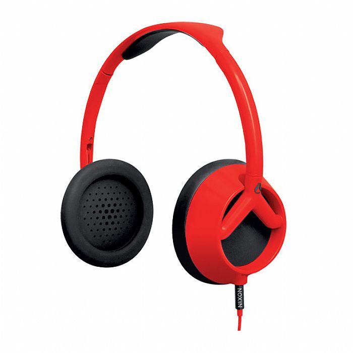 NIXON - Nixon The Trooper Headphones (red & black)
