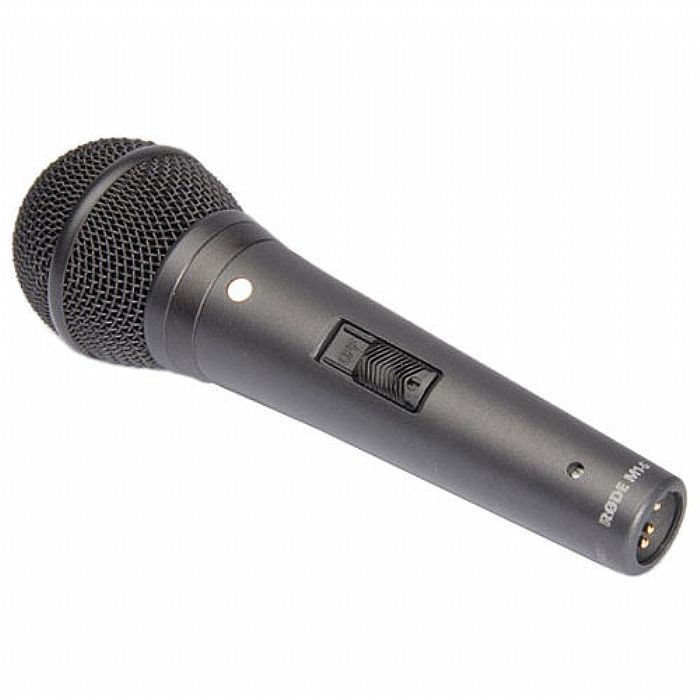 RODE - Rode M1S Dynamic Microphone With Switch