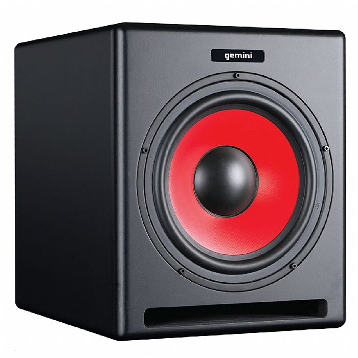 Gemini Gemini Sr10sub Active Subwoofer Vinyl At Juno Records