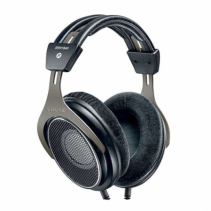 SHURE - Shure SRH1840 Professional Open Back Headphones (black)