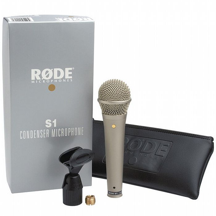 RODE - Rode S1 Live Condenser Vocal Microphone