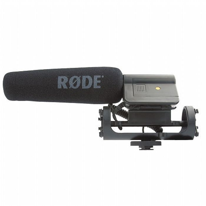 RODE - Rode VideoMic Directional Condenser Microphone