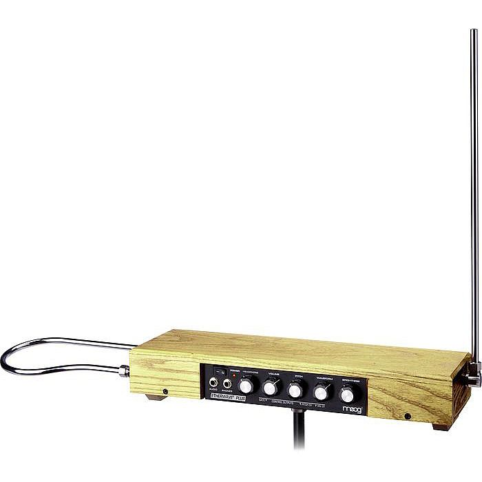 MOOG - Moog Etherwave Plus Theremin & Controller (ash)