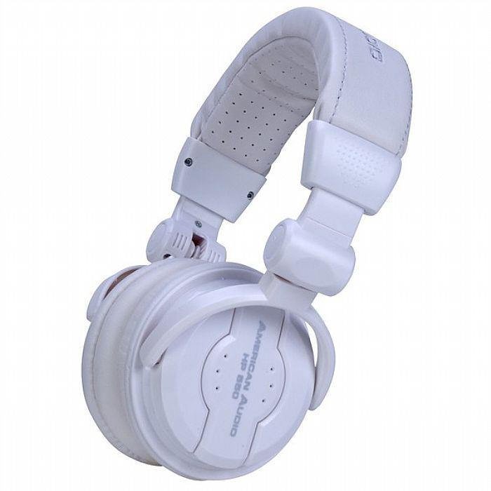 AMERICAN AUDIO - American Audio HP550 DJ Headphones (snow)