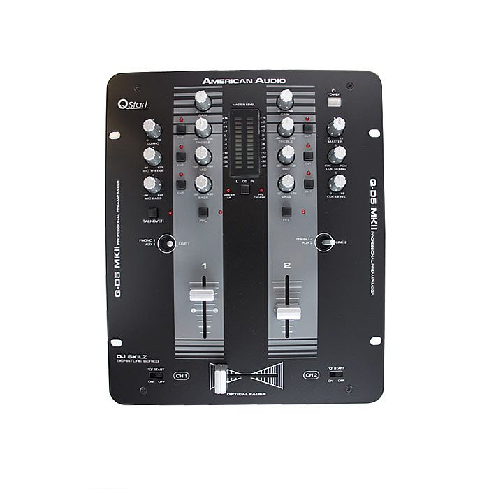 AMERICAN AUDIO - American Audio QD5 MkII DJ Mixer