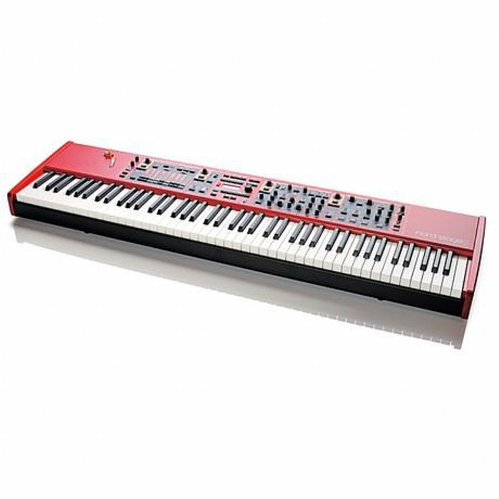 nord nord stage 2 ha88 stage piano free nord soft case bundle vinyl at juno records. Black Bedroom Furniture Sets. Home Design Ideas
