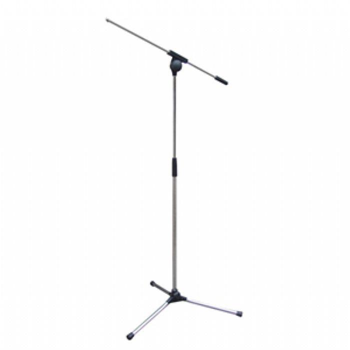 NEW JERSEY SOUND - New Jersey Sound Microphone Stand (chrome/black)
