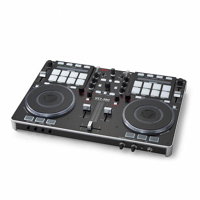 VESTAX - Vestax VCI380 DJ Controller (black)
