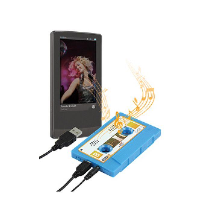 BASICXL - BasicXL Cassette Portable Speaker (blue)