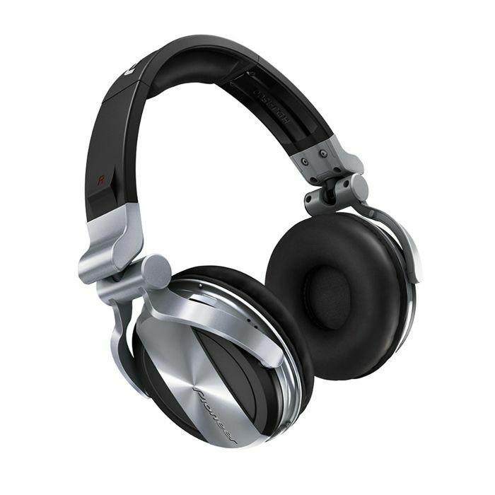 PIONEER - Pioneer HDJ1500S Professional DJ Headphones (deep silver)