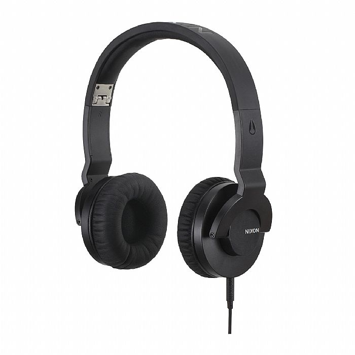 NIXON - Nixon The Stylus DJ Headphones (all black)