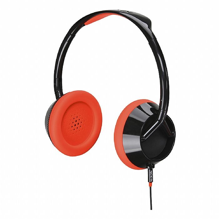 NIXON - Nixon The Trooper Headphones (neon orange)