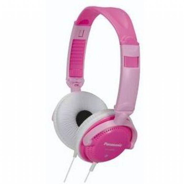 PANASONIC - Panasonic RPDJS200 DJ Headphones (pink)
