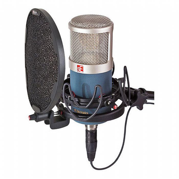RYCOTE - Rycote InVision USMVB Studio Kit 045005 For Vocal Recording & Microphone Mounting