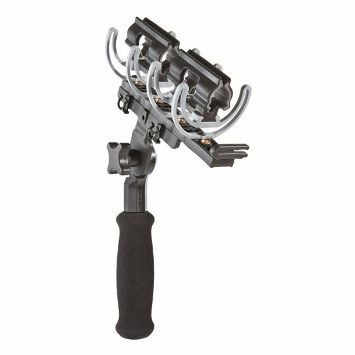RYCOTE - Rycote InVision INVBH Broadcast Suspension Mount 041123 For Microphones 19-34mm