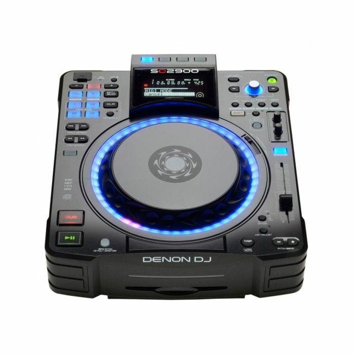 DENON - Denon SC2900 DJ Controller & Media Player
