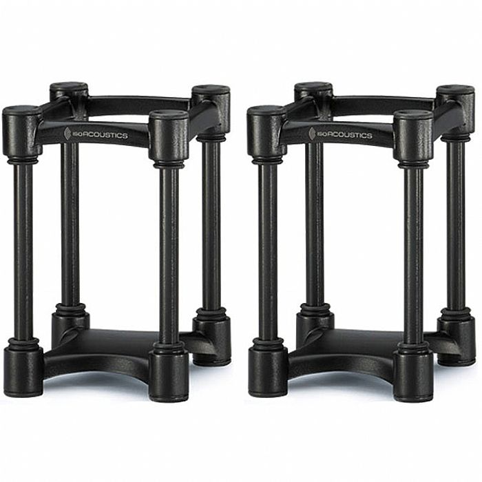 Iso Acoustics ISOL8R155 Speaker Isolation Studio Monitor Stands (pair)