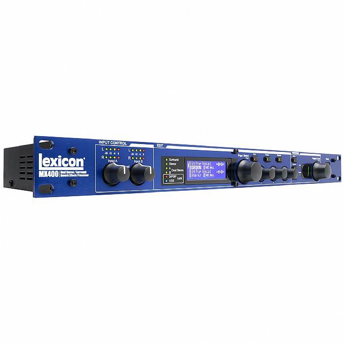 LEXICON - Lexicon MX400 Multi Effects Processor