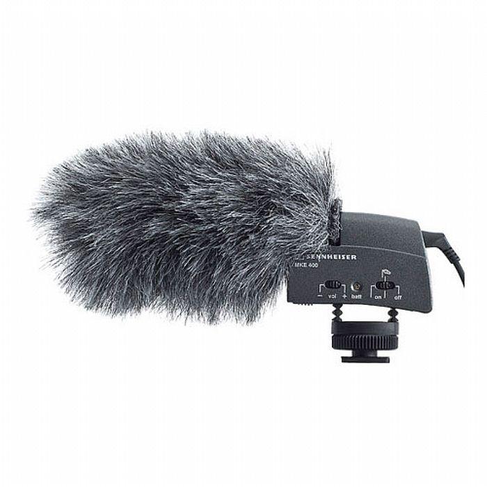 RYCOTE - Rycote Mini Windjammer 055364 For Sennheiser MKE400 Microphone
