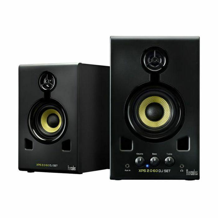 HERCULES - Hercules XPS 2.0 60 DJ Monitor Speakers (pair)