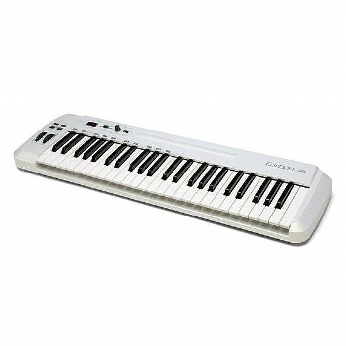 samson samson carbon 49 usb midi controller keyboard native instruments komplete elements. Black Bedroom Furniture Sets. Home Design Ideas