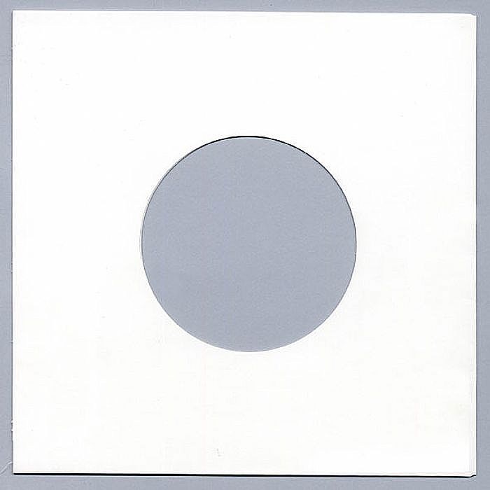 7'' WHITE PAPER RECORD SLEEVES - MPO 10 Gram Quality 7'' White Paper Record Sleeves (pack of 25)