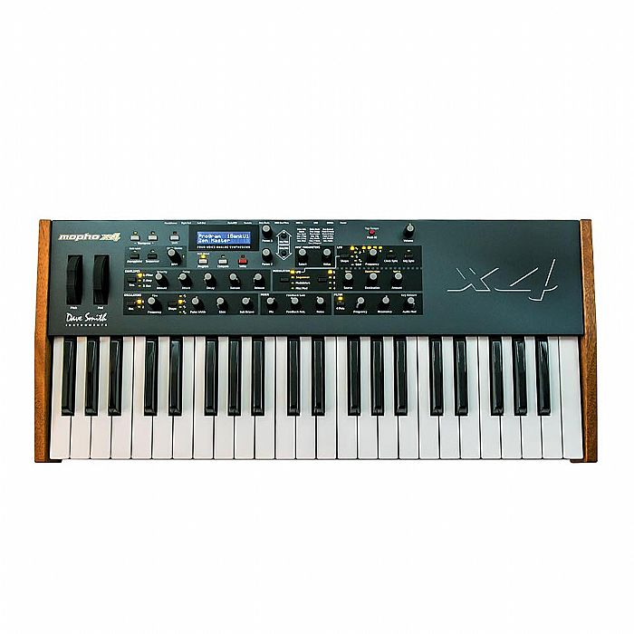 DAVE SMITH INSTRUMENTS - Dave Smith Instruments Mopho X4 Polyphonic Keyboard Analog Synthesizer