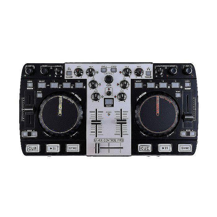 MIXVIBES - Mixvibes UMix Control Pro MIDI USB DJ Controller (B-STOCK)