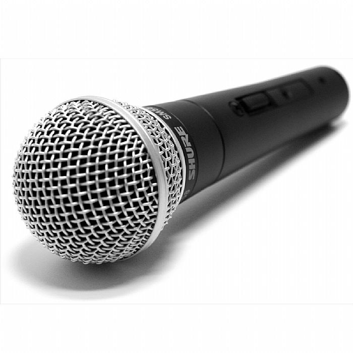 SHURE - Shure SM58SE Dynamic Microphone (switched)