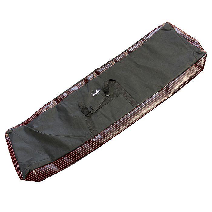 CHORD - Chord KB48S Keyboard Bag For 7.25 Octave Slim Keyboards Incl. Casio Fatar Kawai Korg Roland Technics & Yamaha (1385 x 354mm)