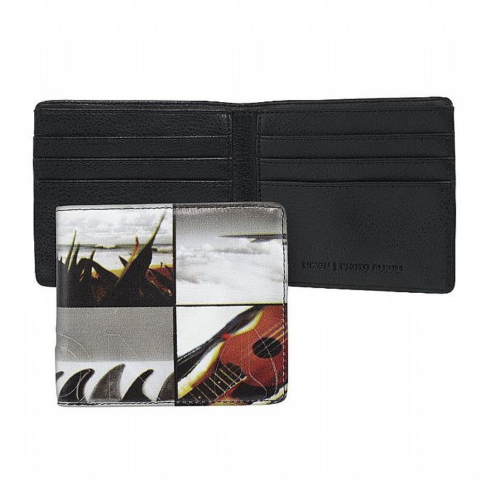 NIXON - Nixon Photo Album Bi Fold Coin Wallet (hawaiiana)
