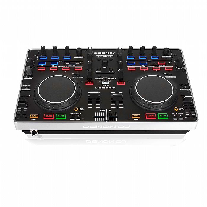 DENON - Denon MC2000 DJ Controller For Serato Intro