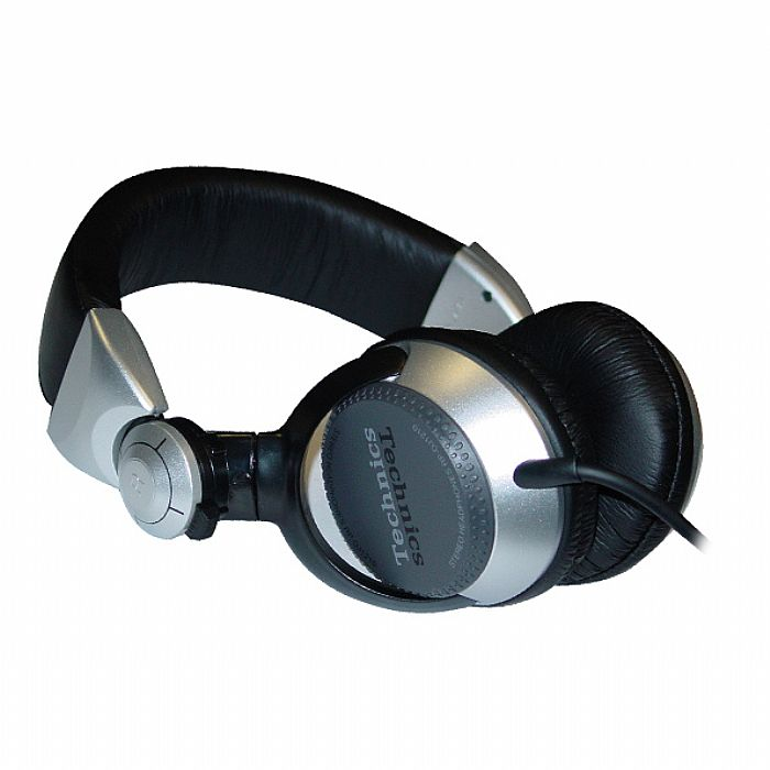 TECHNICS - Technics RPDJ1210 Headphones (black & silver) (B-STOCK)