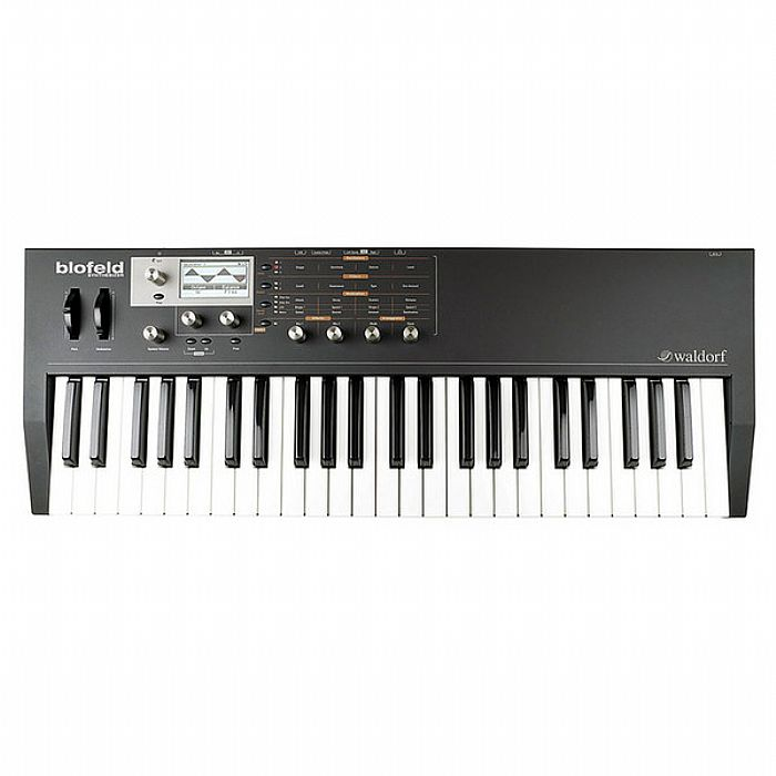 Waldorf Blofeld Virtual Analog Keyboard Synthesizer (black)