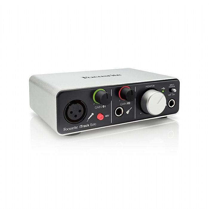 Focusrite iTrack Solo iPad Audio Interface