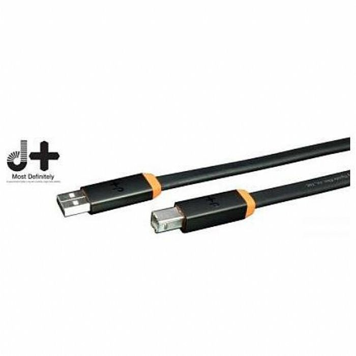 NEO - Neo d+ USB Rev 2 Class A Cable (black/orange, 1.0m)