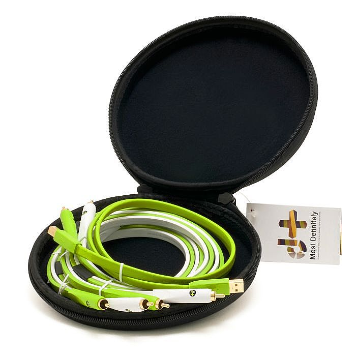 Neo/Oyaide d+ Cable & Carry Case Set