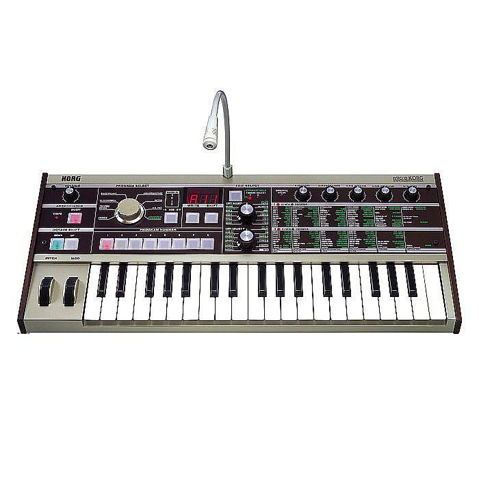 KORG - Korg MicroKORG Synthesizer/Vocoder (B-STOCK)