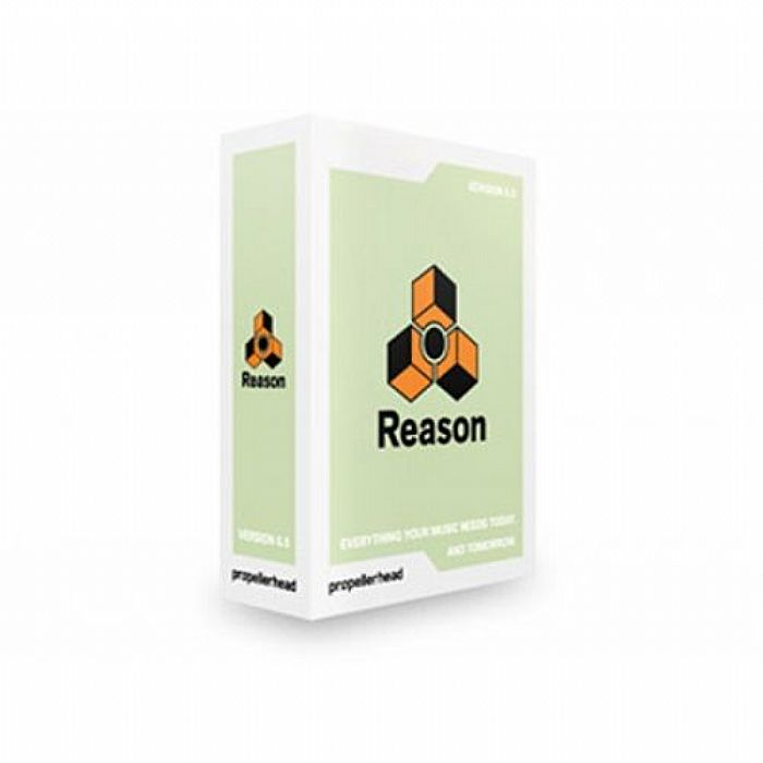 PROPELLERHEAD - Propellerhead Reason 6.5 Music Production Software (full retail version)