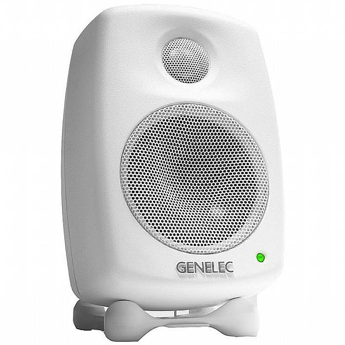 Genelec 6010A Active Studio Monitor (pair, white)